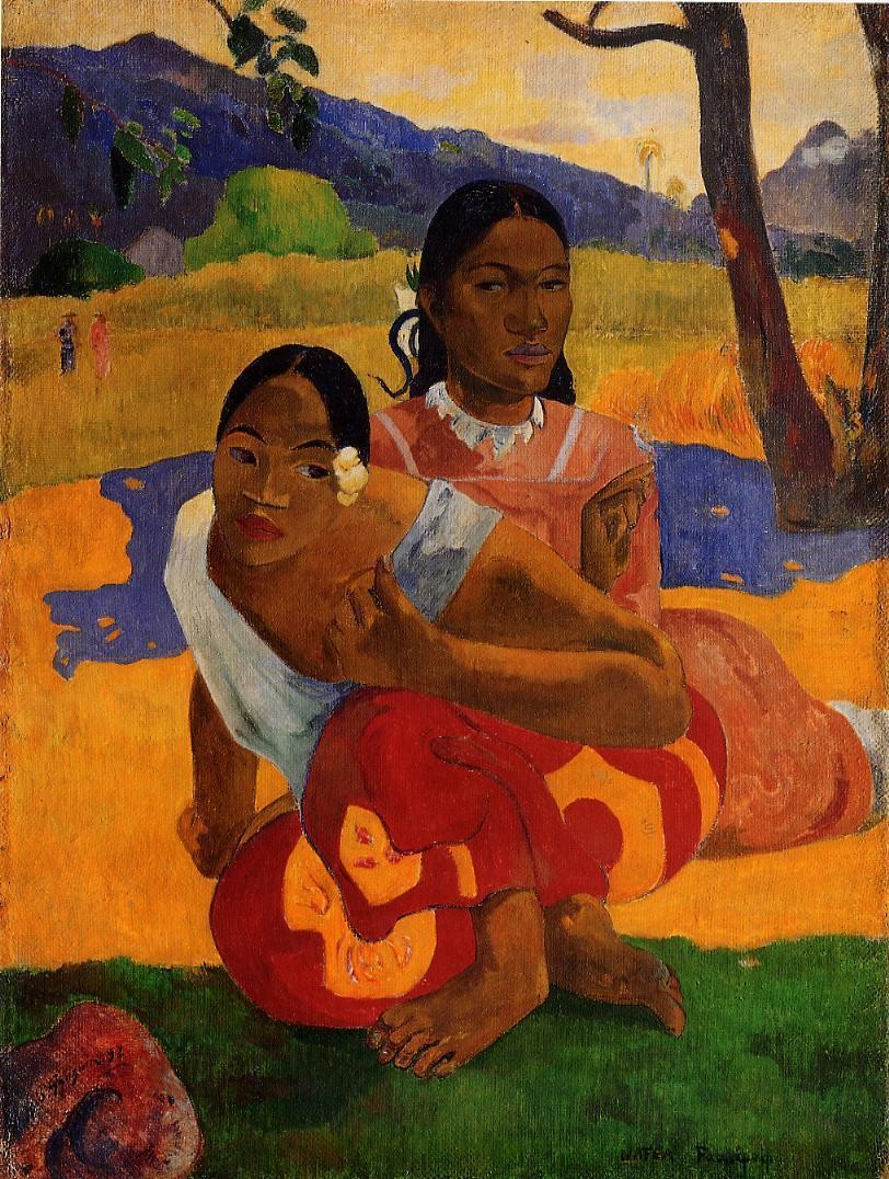 Nafea faa ipoipo when will you marry 1892 kunstmuseum b